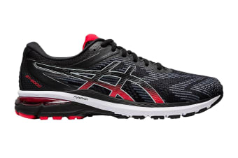 ASICS Men's GT-2000 8 Running Shoe (Black/Sheet Rock)