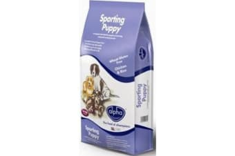 Alpha Sporting Puppy/Dog Food (May Vary) (3kg)
