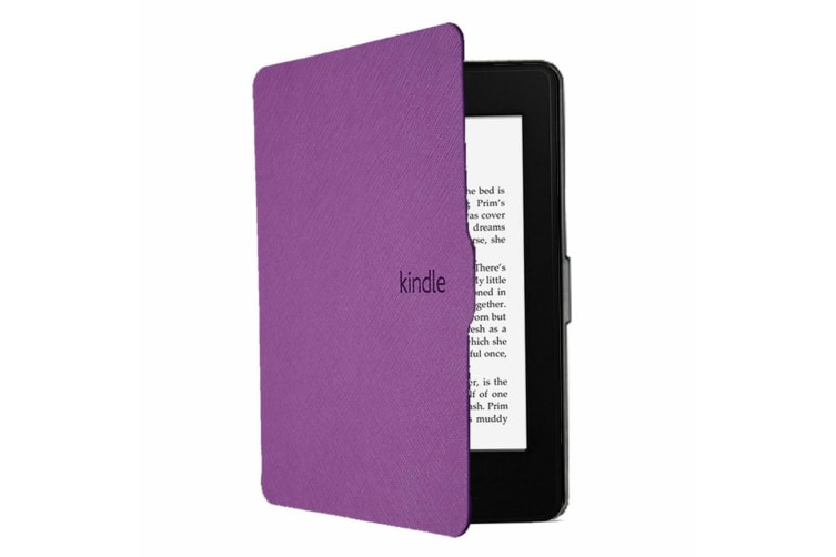 ULTRA SLIM COVER CASE FOR Kindle 8th Gen-Purple