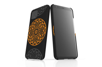 For Google Pixel 4 XL Snap Case Lightweight Protective Cover Elegant Mandala