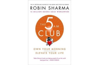 The 5 AM Club - Own Your Morning. Elevate Your Life.