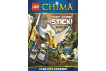 LEGO (R) Chima - Ready, Steady, Stick! (Sticker Activity Book)
