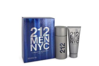 Carolina Herrera 212 Gift Set - Eau De Toilette Spray + After Shave Gel