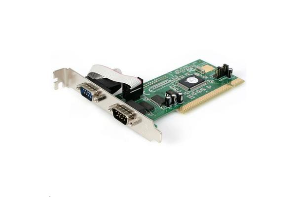 STARTECH PCI2S550 2 Port PCI Serial Adapter Card