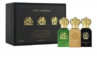 Clive 3Pc Collection 30Ml - Mens