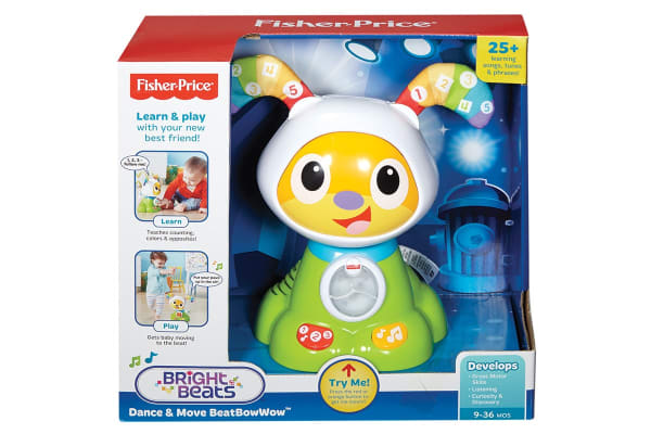 Fisher Price Beat Bow Wow