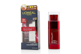 L'Oreal New Revitalift Triple Power Intensive Skin Revitalizer Serum + Moisturizer 48ml