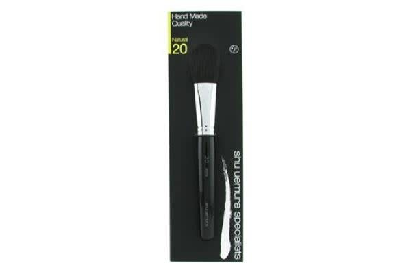 Shu Uemura Cheek Brush - Natural Brush 20 (-)