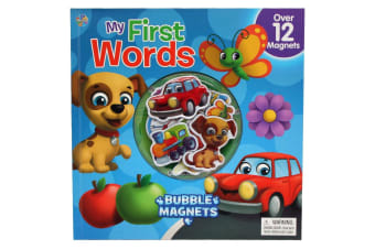 Bubble Magnets My First Words