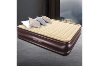 Bestway Queen Air Bed Inflatable Beds Mattress Cornerstone Tritech