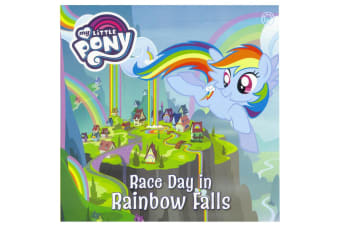My Little Pony - Race Day In Rainbow Falls