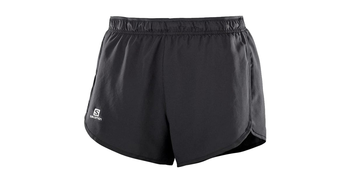 Salomon Agile Shorts Women's (Black, Size Small) | Shorts |