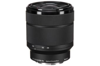 New Sony SEL2870 FE 28-70mm F3.5-5.6 OSS Lens (FREE DELIVERY + 1 YEAR AU WARRANTY)
