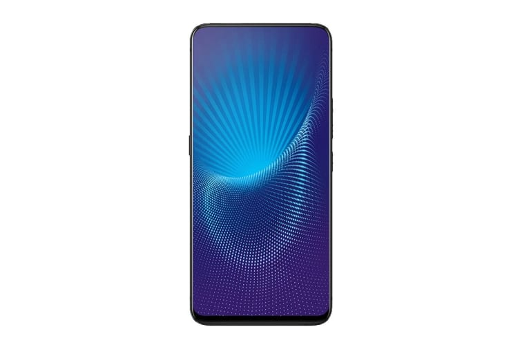 Vivo Nex S Dual SIM (256GB, Black)