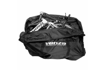 VENZO 210D Nylon Bike Bicycle Travel Carry Bag For 20 Folding Bike""