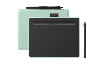 Wacom Intuos Small Bluetooth - Pistachio