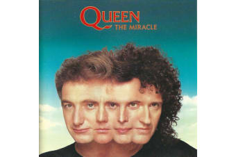 Queen – The Miracle BRAND NEW SEALED MUSIC ALBUM CD - AU STOCK