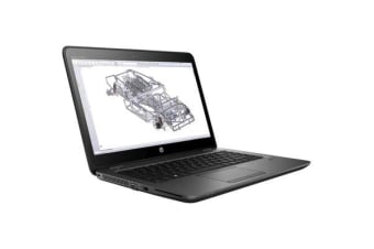 HP Zbook 14u G4 Mobile workstation i5-7200U 2.5GHz, 8GB, 256GB, AMDFirePro W4190M