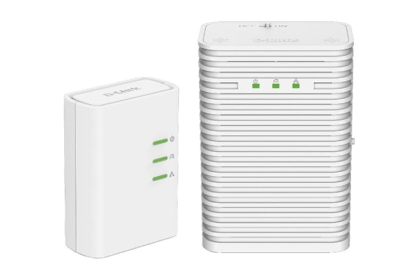 D-Link PowerLine AV500 Wireless AC600 Starter Kit (DHP-W313AV)