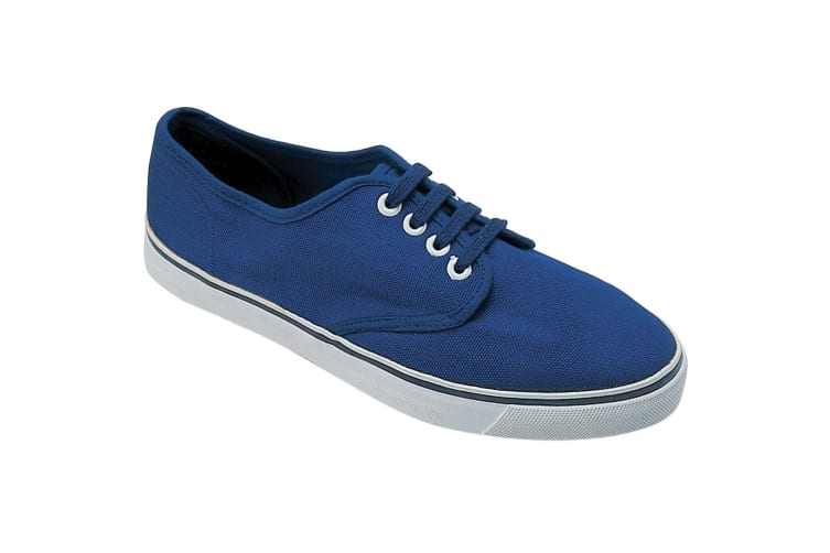 Mirak Yachtmaster Lace / Womens Shoes (Navy) (37 EUR)