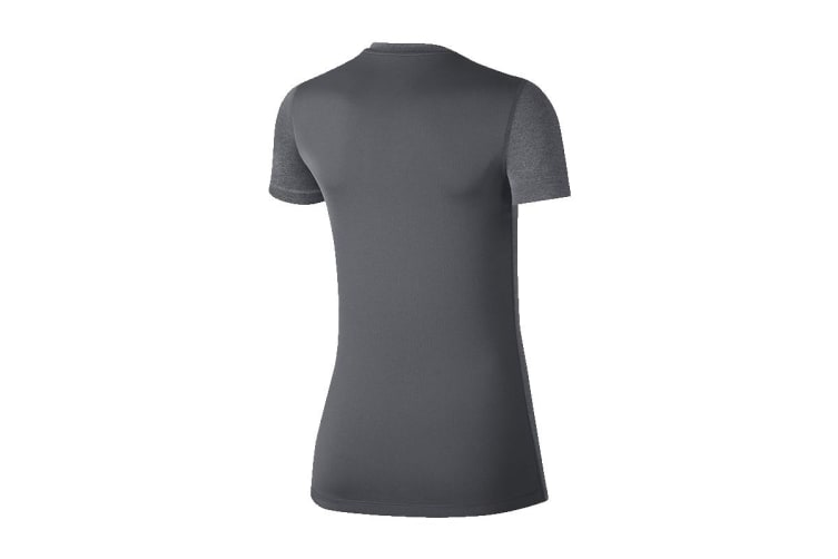 Nike Victory SS Women's Top (Grey, Size S)