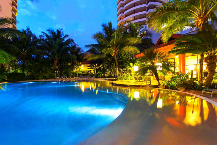 NOUMEA: 7 Nights at Ramada Hotel & Suites Noumea Including Flights for Two (Departing BNE/SYD/MEL)