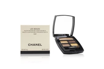 Chanel Les Beiges Healthy Glow Natural Eyeshadow Palette - # Deep 4.5g/0.16oz