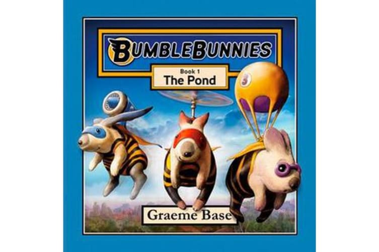 BumbleBunnies - The Pond (BumbleBunnies, Book 1)