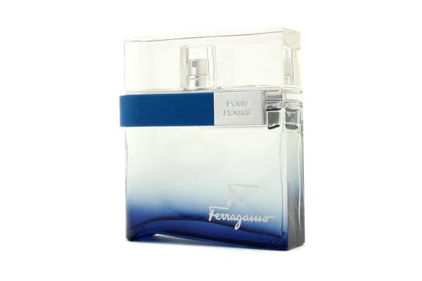 Salvatore Ferragamo F by Ferragamo Free Time Eau De Toilette Spray (100ml/3.4oz)