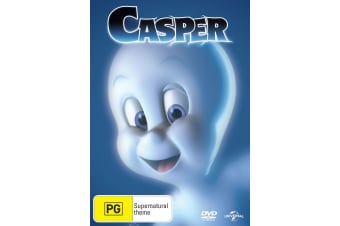 Casper DVD Region 4