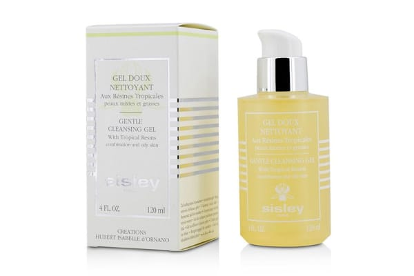 Sisley Gentle Cleansing Gel With Tropical Resins - For Combination & Oily Skin (120ml/4oz)