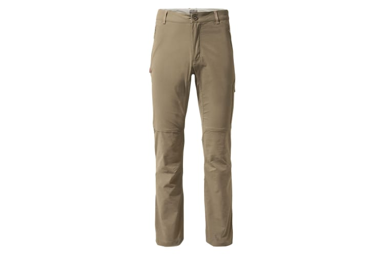 Craghoppers Mens NosiLife Pro II Trousers (Pebble) (32L)