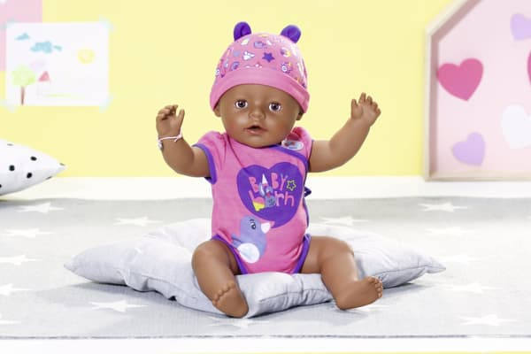 Baby Born Soft Touch (Purple)