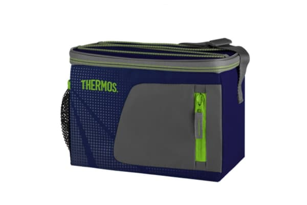 Thermos Radiance 6 Can Soft Cooler - Dark Blue