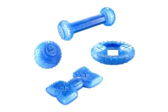 Dog Chew Teething Toys Teether Arctic Freeze Cooling Fetch Treats Pet Cat Products