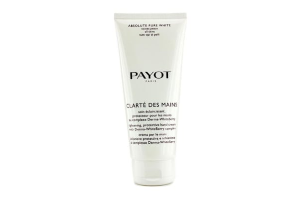 Payot Absolute Pure White Clarte Des Mains Lightening Protective Hand Cream (Salon Size) (200ml/6.7oz)