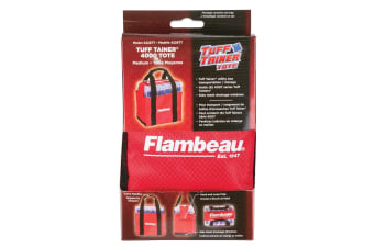 Flambeau 4226 Small Fishing Tackle Tray Tote Bag