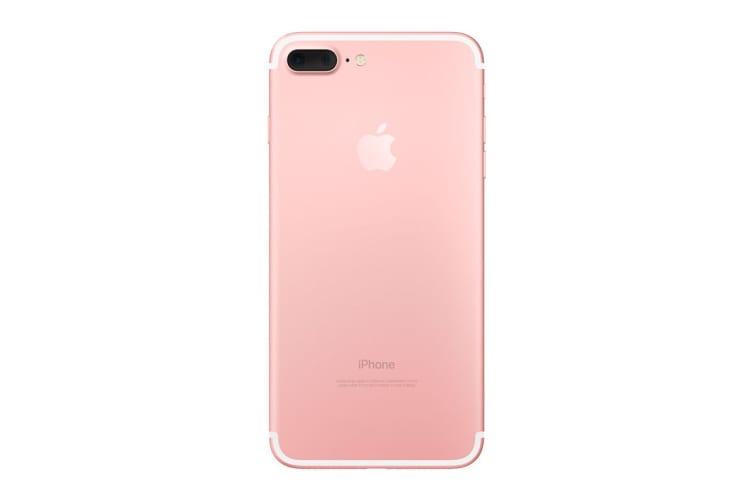 Apple iPhone 7 Plus (128GB, Rose Gold) - Apple Certified Refurbished