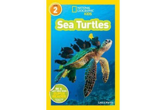 National Geographic Kids Readers - Sea Turtles