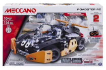 Meccano Engineering Remote Control Sports Roadster
