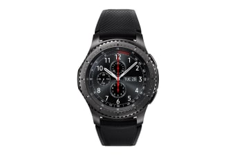 d6cb7198efe9 The world's smartest watch! Apple. Sold Out. Samsung Gear S3 Frontier