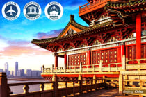 CHINA: 13 Day Tour & Yangtze Cruise Including Flights for Two