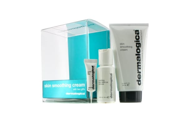 Dermalogica Skin Smoothing Cream Limited Edition Set: Skin Smoothing Cream 100ml + Eye Make-Up Remover 30ml + Eye Repair 4ml (3pcs)