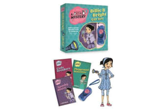 Billie B Bright Gift Set! - Includes 3 books and torch!