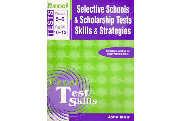 Excel Selective Schools and Scholarship Tests Skills and Strategies