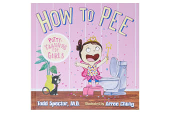 How To Pee Potty Training For Girls