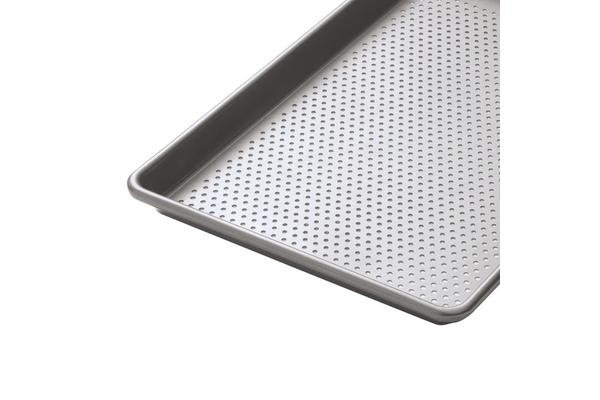 Chicago Metallic Specialty Non-Stick Perforated Jelly Roll Pan 39.5x27x2.8cm