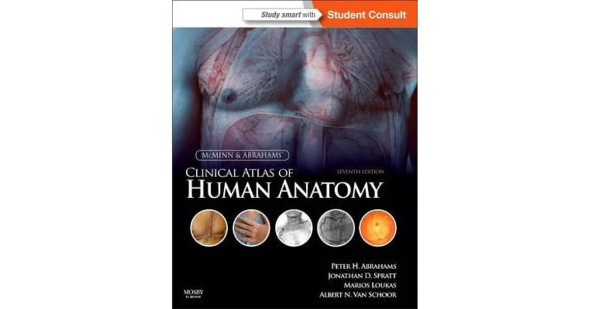 Mcminn And Abrahams Clinical Atlas Of Human Anatomy With Student