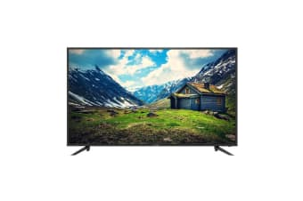 """KONIC 55"""" 4K Ultra HD LED TV with Freeview"""