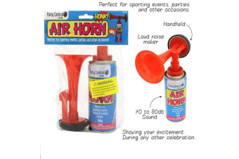 Gas Air Horn Hand Held No Pumping Needed Just Press Button Need to be Heard